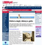 Milliyet Gazetesi Gezmek Gerek Fatih T�rkmeno�lu