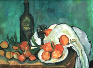 Reproduction nach Cezanne